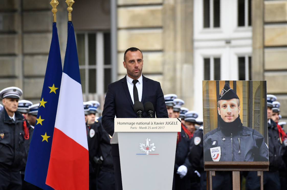 Perrine, 28 ans : «Si mon fiancé est tué dans un attentat, vous aurez ma haine» #ChampsElysées