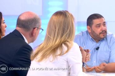 Belgique : lors d'un débat télévisé, un élu islamiste refuse de regarder les femmes présentes et de leur serrer la main