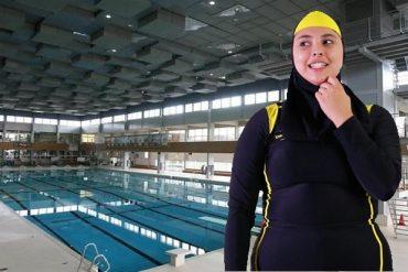 Burkini dans les piscines publiques : la municipalité de Rennes dit oui