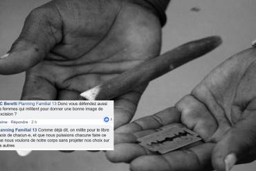 Le Planning Familial des Bouches-du-Rhône refuse de condamner l'excision sur sa page Facebook