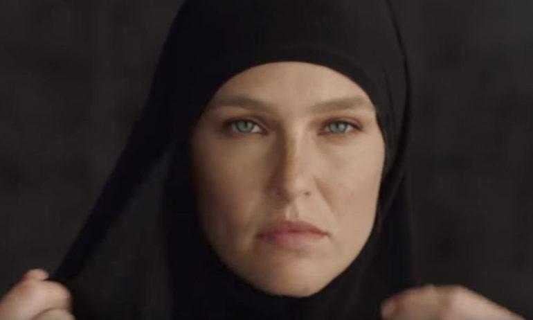 bar rafaeli niqab islamophobie racisme