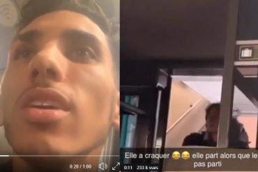 L'humoriste Ilyes Djadel filme une femme dans le train sans son accord, la traite de raciste, la suit, la harcèle et diffuse la vidéo à ses 213 000 fans