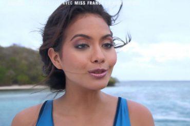 Élégance et légèreté : la réponse magistrale de Miss France à ceux qui critiquent sa prise de poids