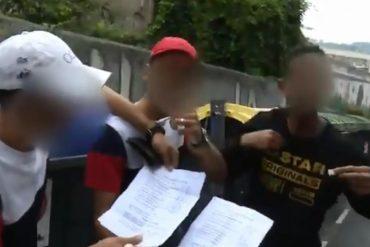 Libérés de leur garde à vue pour viol collectif à Bilbao, des Algériens fanfaronnent tout sourire devant les caméras