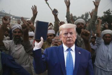 Le gouvernement Trump s'allie avec les pays les plus arriérés du monde pour attaquer le droit à l'avortement: Pakistan, Arabie Saoudite, Soudan, Ouganda, Égypte, Haïti…